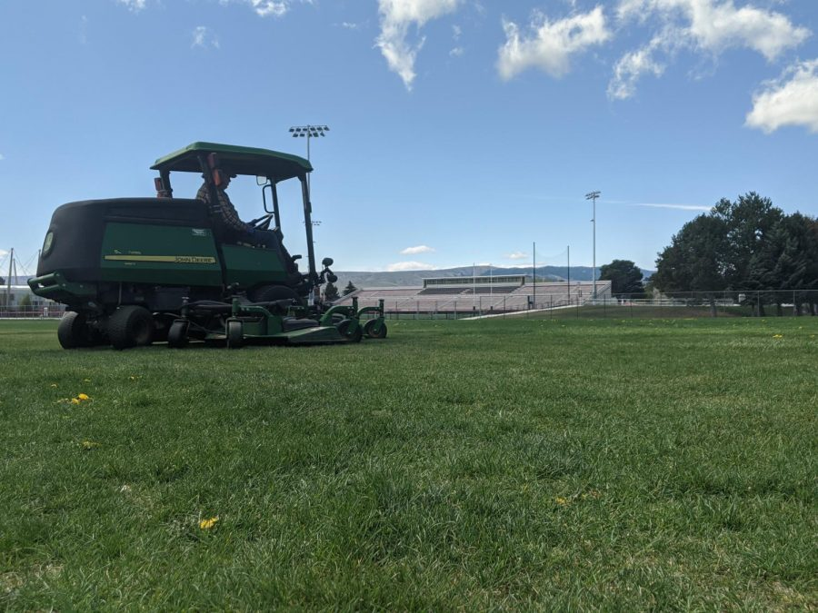 Athletic facilities being well kept despite cancelled seasons