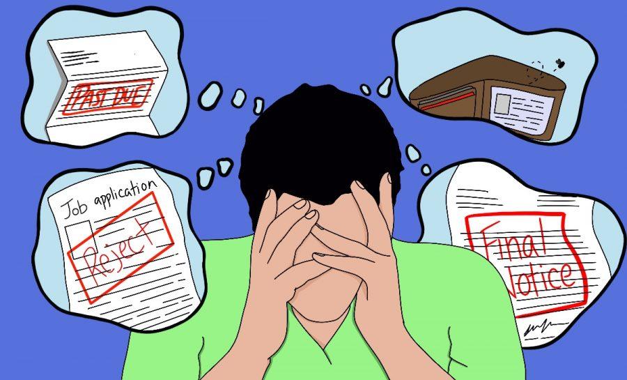Students face unemployment