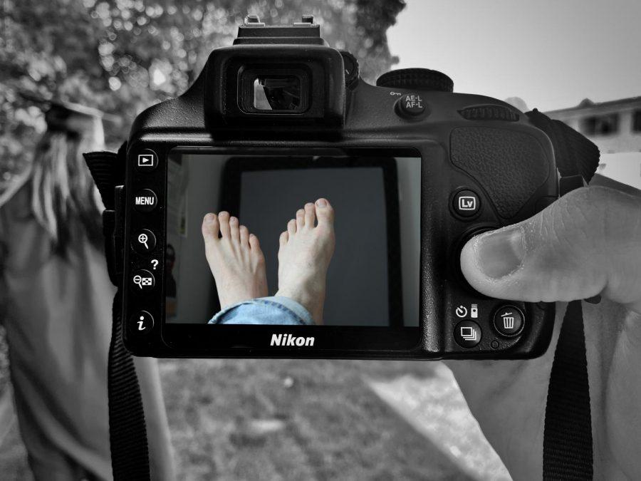 From feet photos to graduation photos