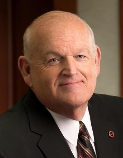 CWU President, James Guadino