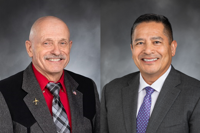 Local legislators prepared for an unconventional session