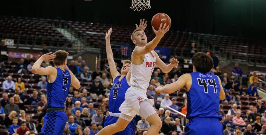 Self Isolation breeds better mindset for new members of Men's Basketball team