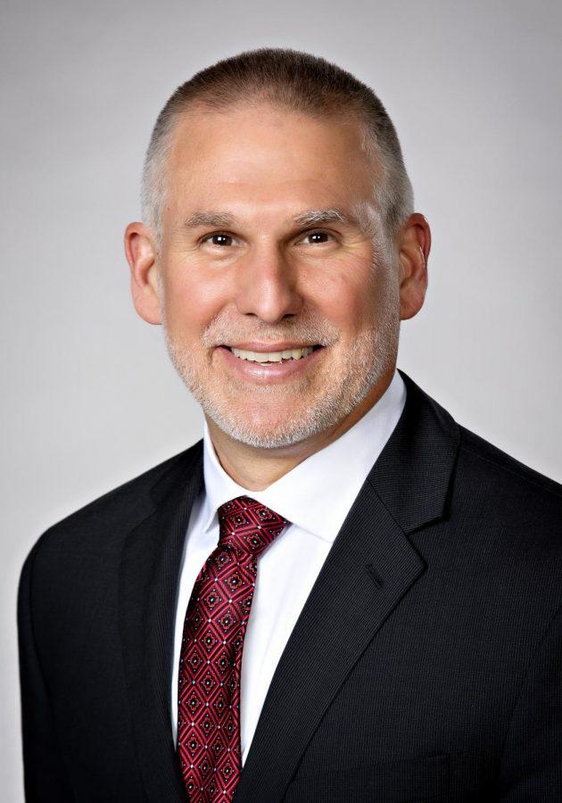 President A. James Wohlpart