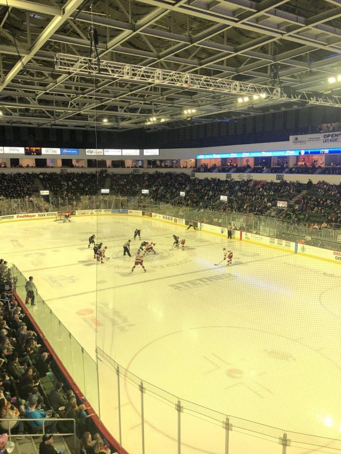 A deep dive into the northwest ice hockey scene
