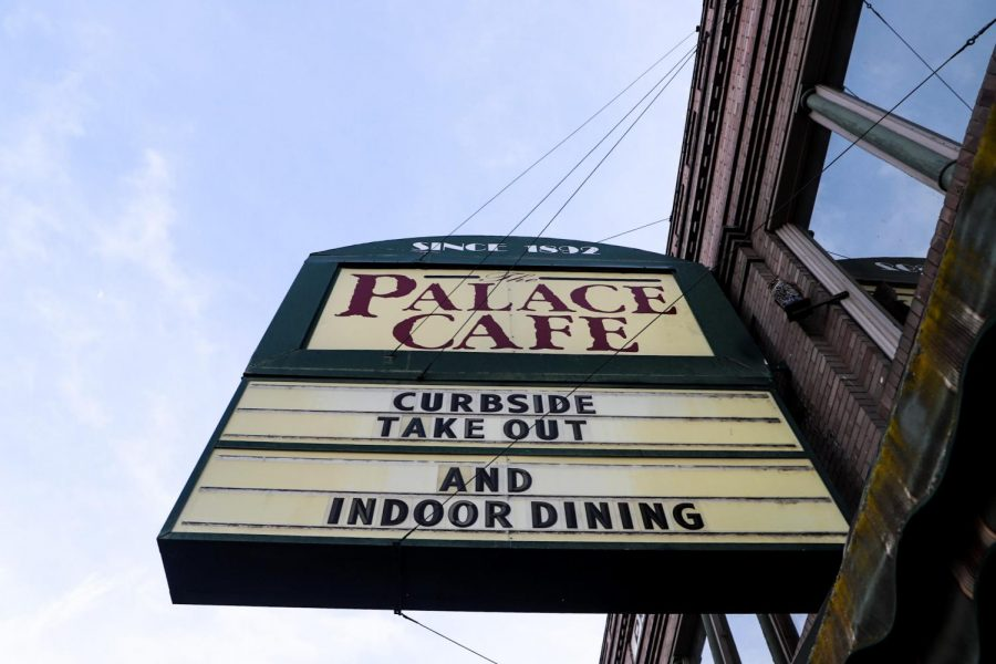Phase two allows The Palace Café to rehire full staff and open indoor seating