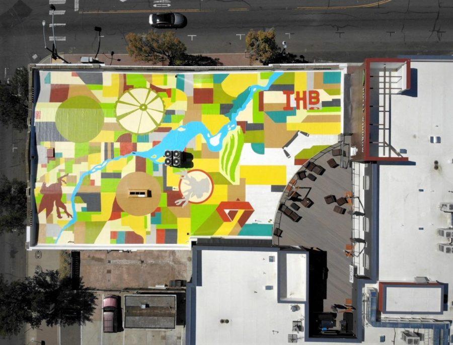 Murals in Ellensburg
