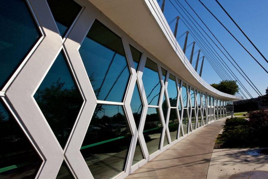 The history behind Nicholson Pavilion