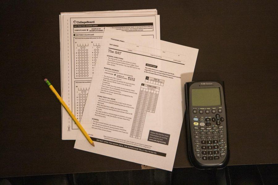Public universities waive SAT/ACT test requirement