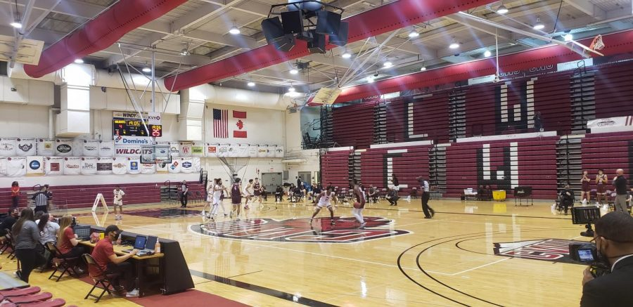 Men's basketball team prepares for their first competition since 2019