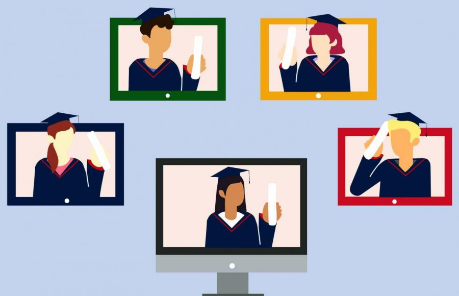 Commencement+to+be+virtual