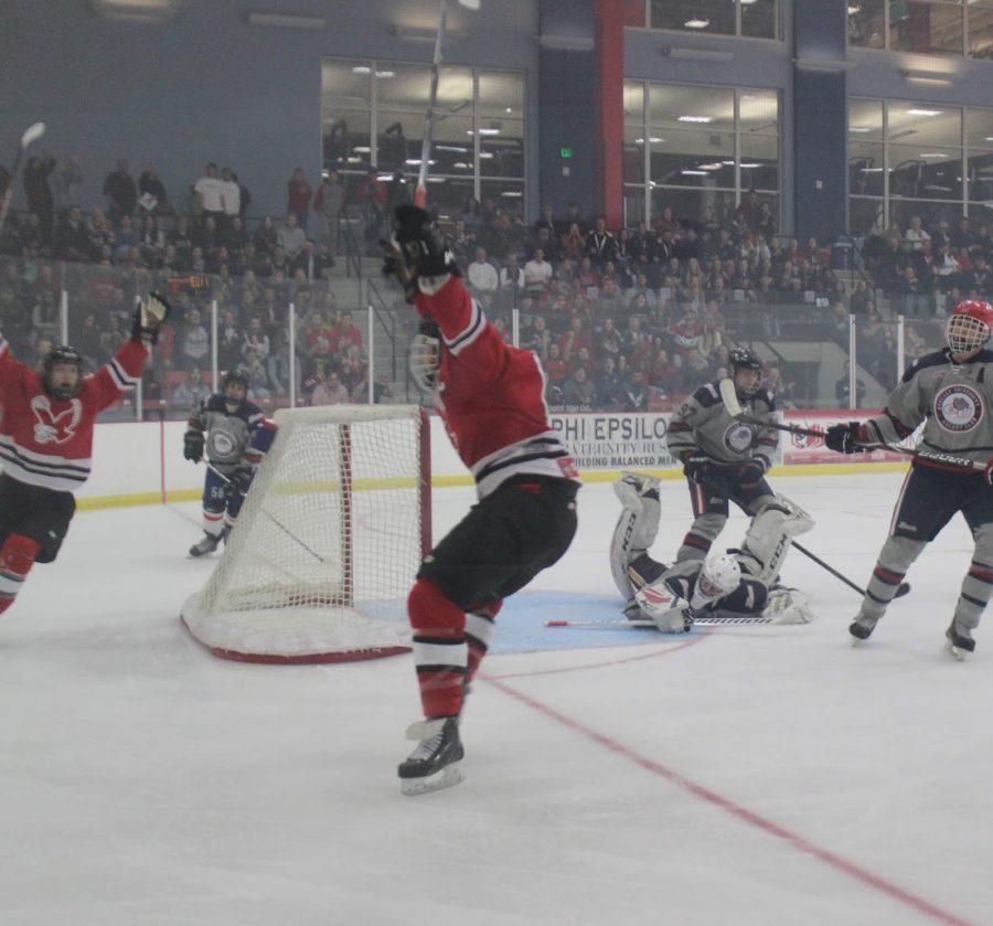 College club hockey abundant in Northwest