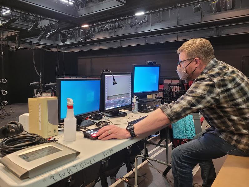 Theatre department's Short Works Festival moves online