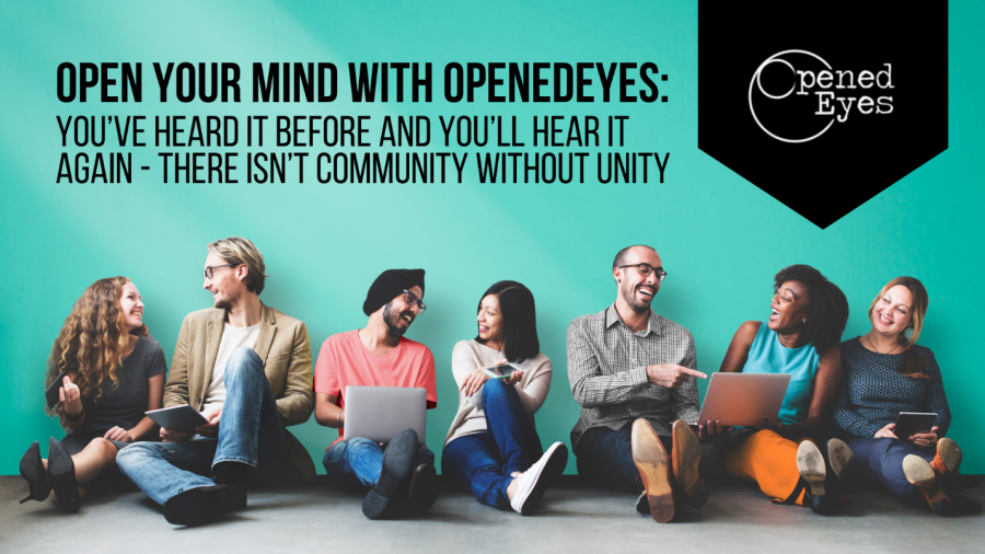 What is Open Minded-Community Club?