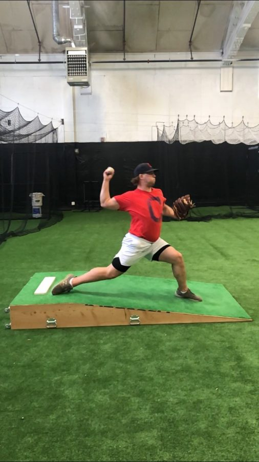 CWU alumnus Jake Forrester gears up for more minor league baseball this spring