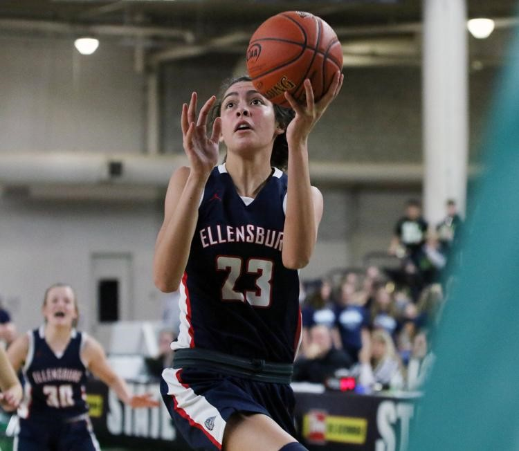 Ellensburg High School sophomore Olivia Anderson has risen as a top prospect in the country. She has received 23 college letters.