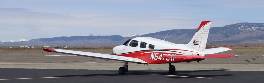 Though it's faced turbulence, CWU's Aviation department has accepted new applicants fall.