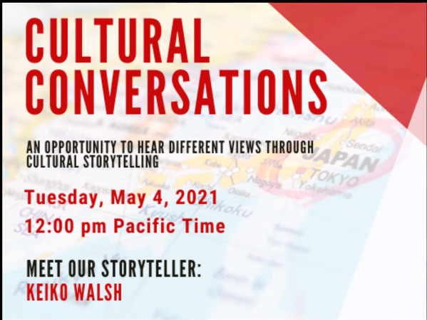 Cultural Conversations: Learning about another culture through storytelling