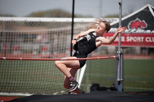 McCall Dechenne (Photo courtesy of CWU Athletics)