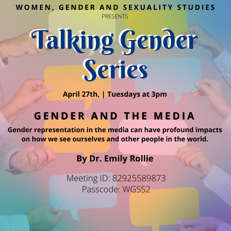 Students and staff participate in Talking Gender series