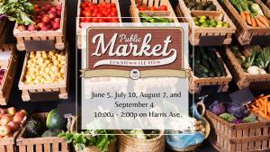 Cle Elum to open new summer Public Market