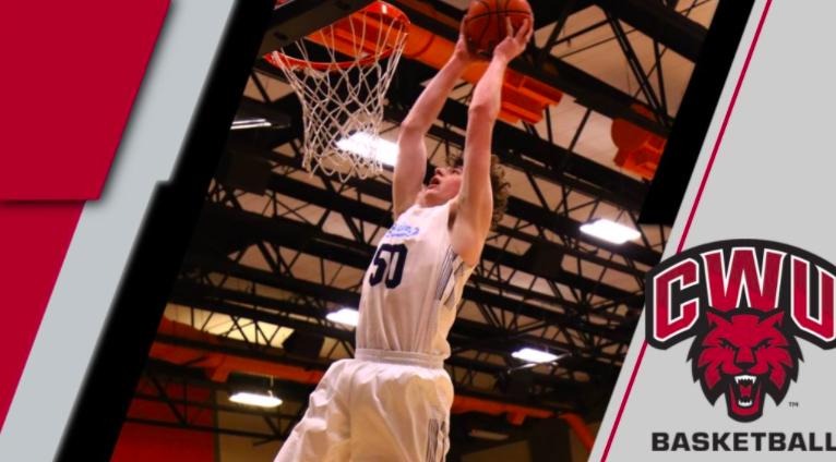 Mitch Brizee: CWU's newest men's basketball player