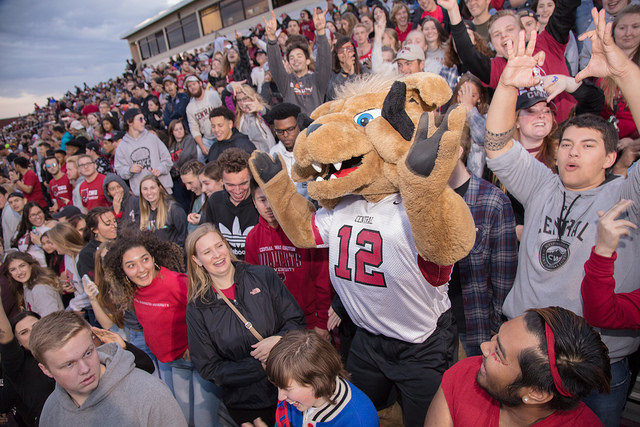 Photo Credit CWU.edu:  After a year without them, fans will be welcomed back to Tomlinson Stadium. All fans in attendance will be required to wear a mask regardless of vaccination status against COVID-19.