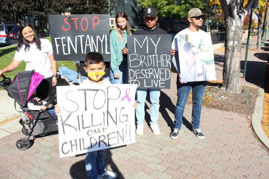 Community raises awareness for fentanyl overdoses